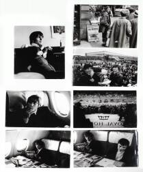 THE BEATLES GROUP OF VINTAGE PHOTOGRAPHS