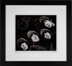 THE BEATLES RUBBER SOUL PHOTOGRAPH BY ROBERT FREEMAN