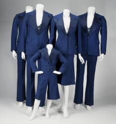 THE JACKSONS STAGE WORN COSTUMES