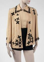 GINGER ROGERS BLOUSE AND JACKET FROM ROXIE HART