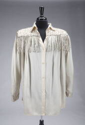 ELVIS PRESLEY OWNED AND WORN SHIRT