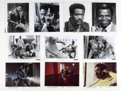"""SHAFT"" FILMS IMAGE ARCHIVE"
