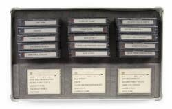 MISSION: IMPOSSIBLE TOM CRUISE MOVIE TAPES