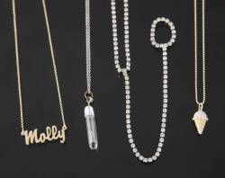 BRITTANY MURPHY NECKLACES AND BRACELETS