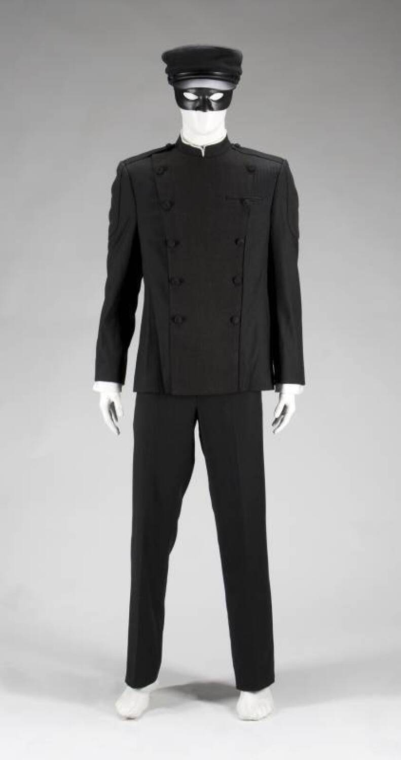 The Green Hornet Jay Chou Kato Costume Current Price 7000