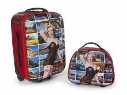 ANNA NICOLE SMITH MARILYN MONROE SUITCASE