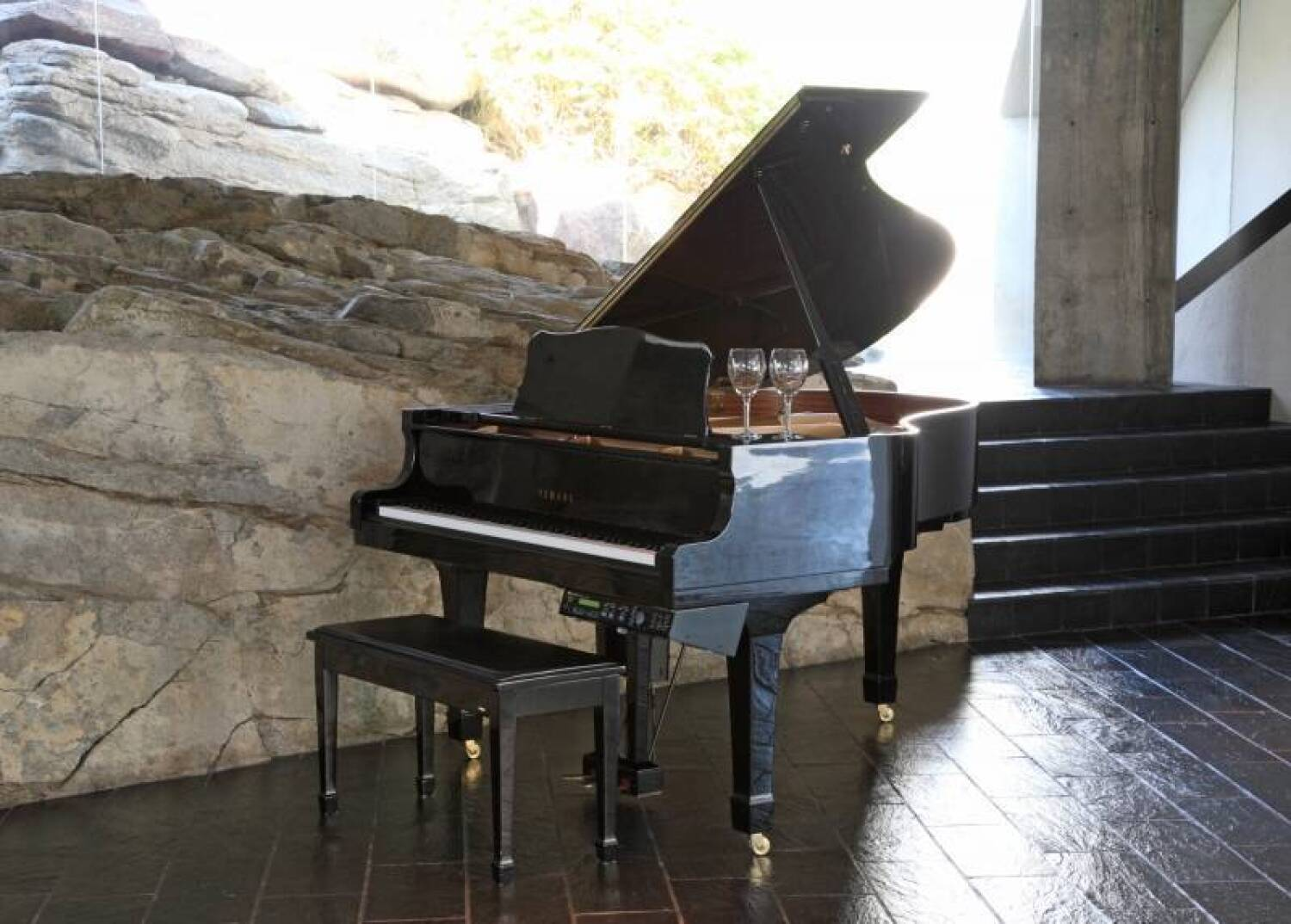 Yamaha Disklavier Grand Piano Current Price 6500