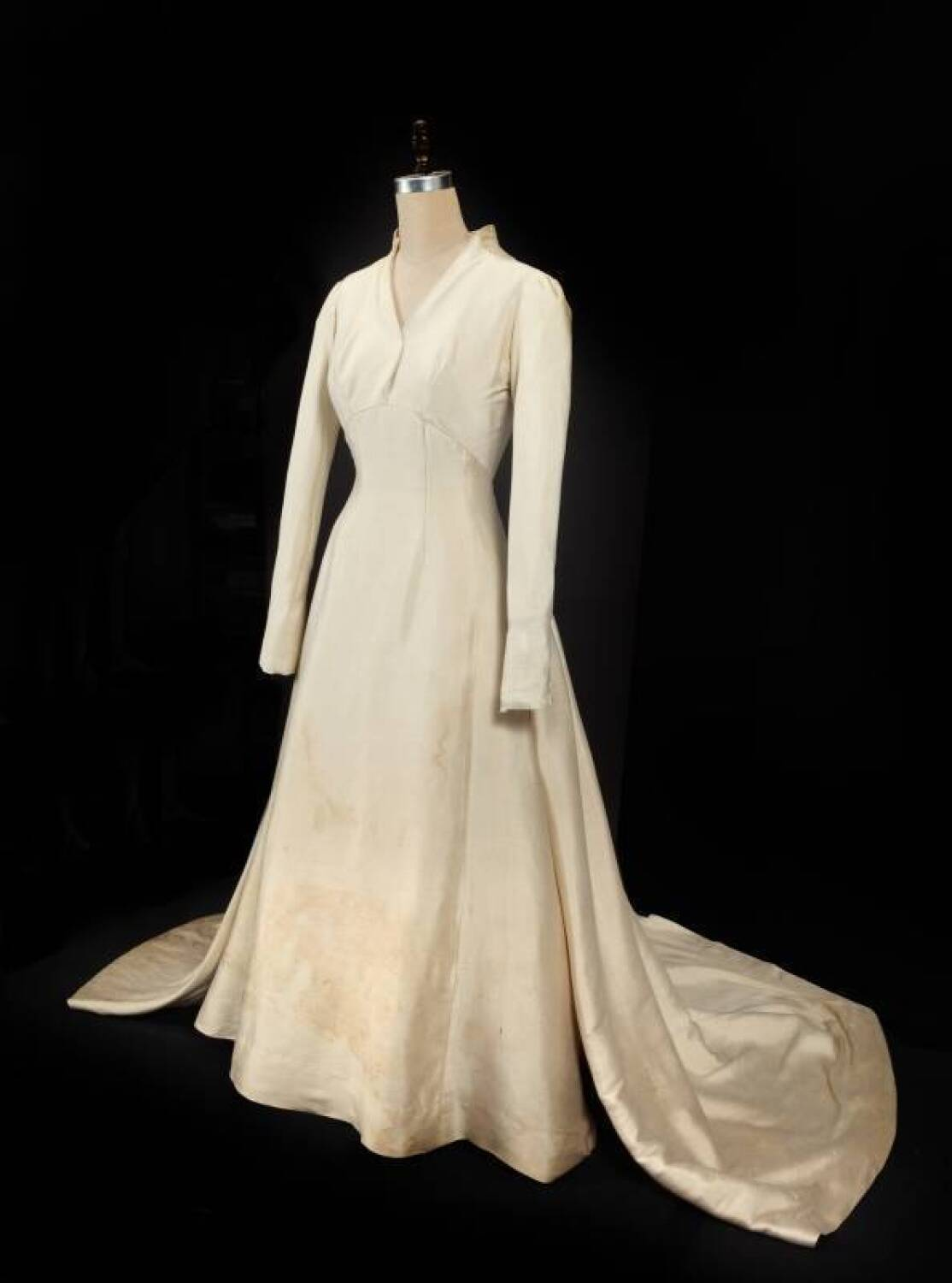 Julie Andrews The Sound Of Music Wedding Gown Current