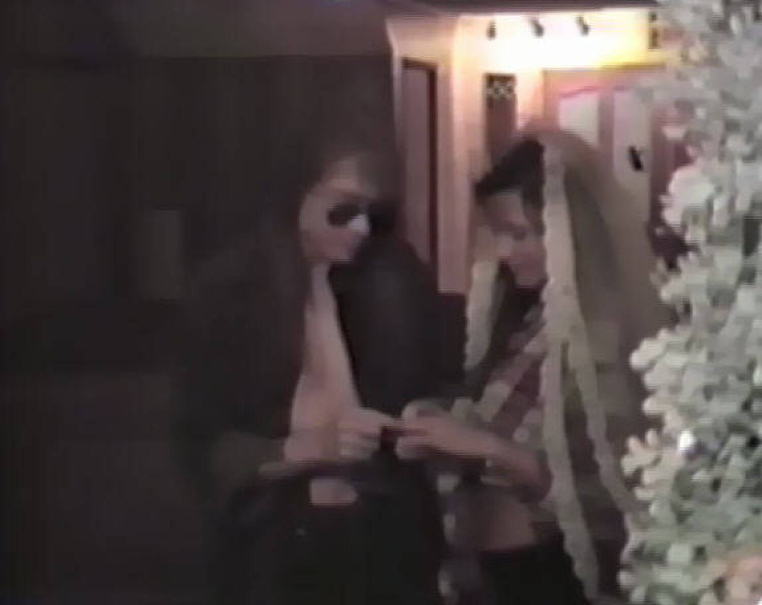 Axl Rose And Erin Everly Wedding Video