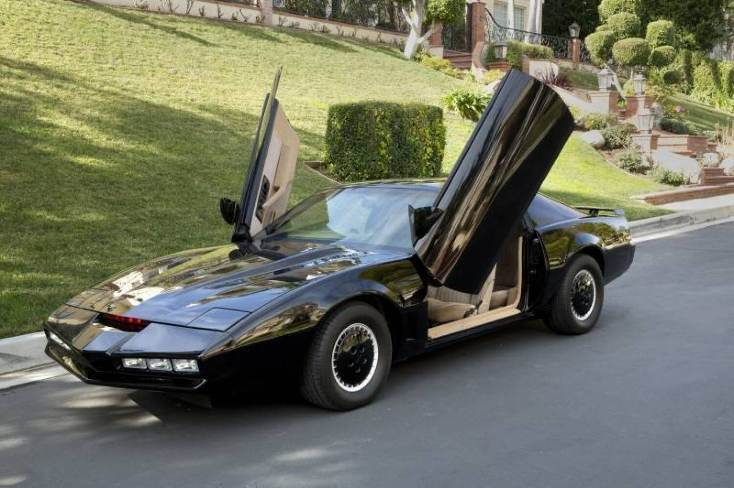 david hasselhoff 1986 dh pontiac firebird two door. Black Bedroom Furniture Sets. Home Design Ideas