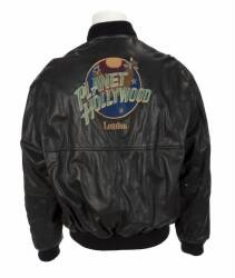 DAVID HASSELHOFF PROMOTIONAL JACKETS AND SHIRTS