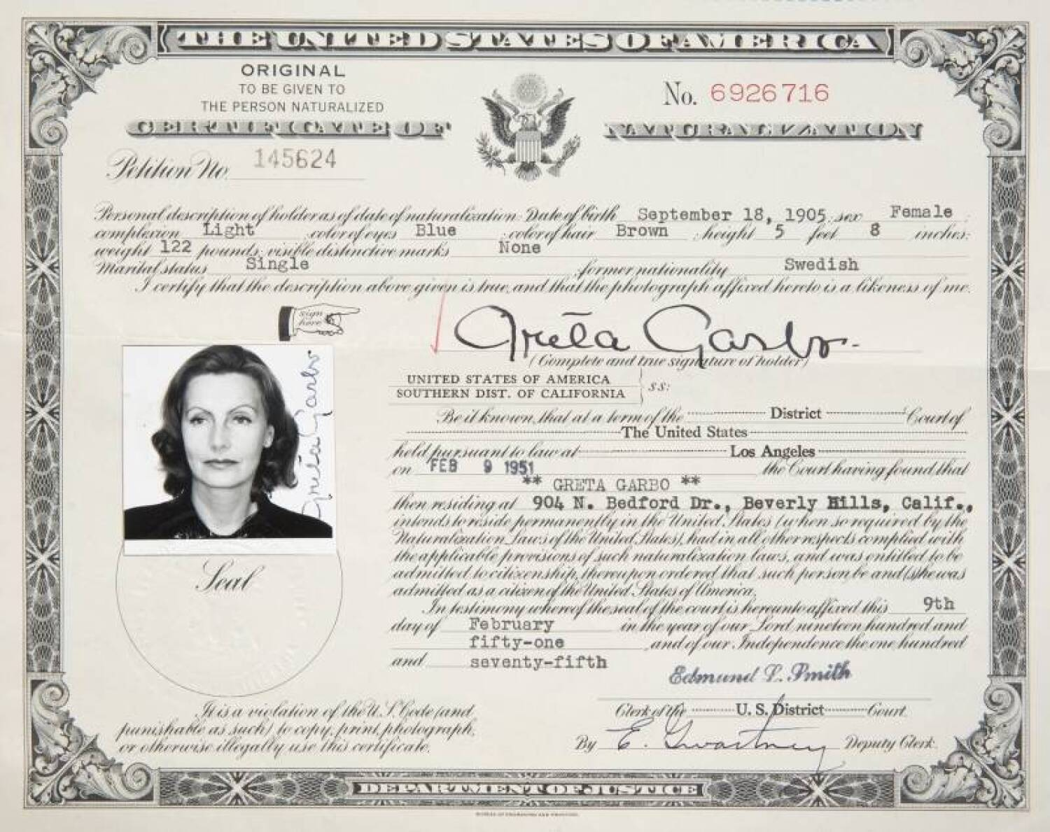 Home Office Naturalization