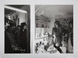 THE BEATLES PHOTOGRAPH SIGNED BY PATTIE BOYD