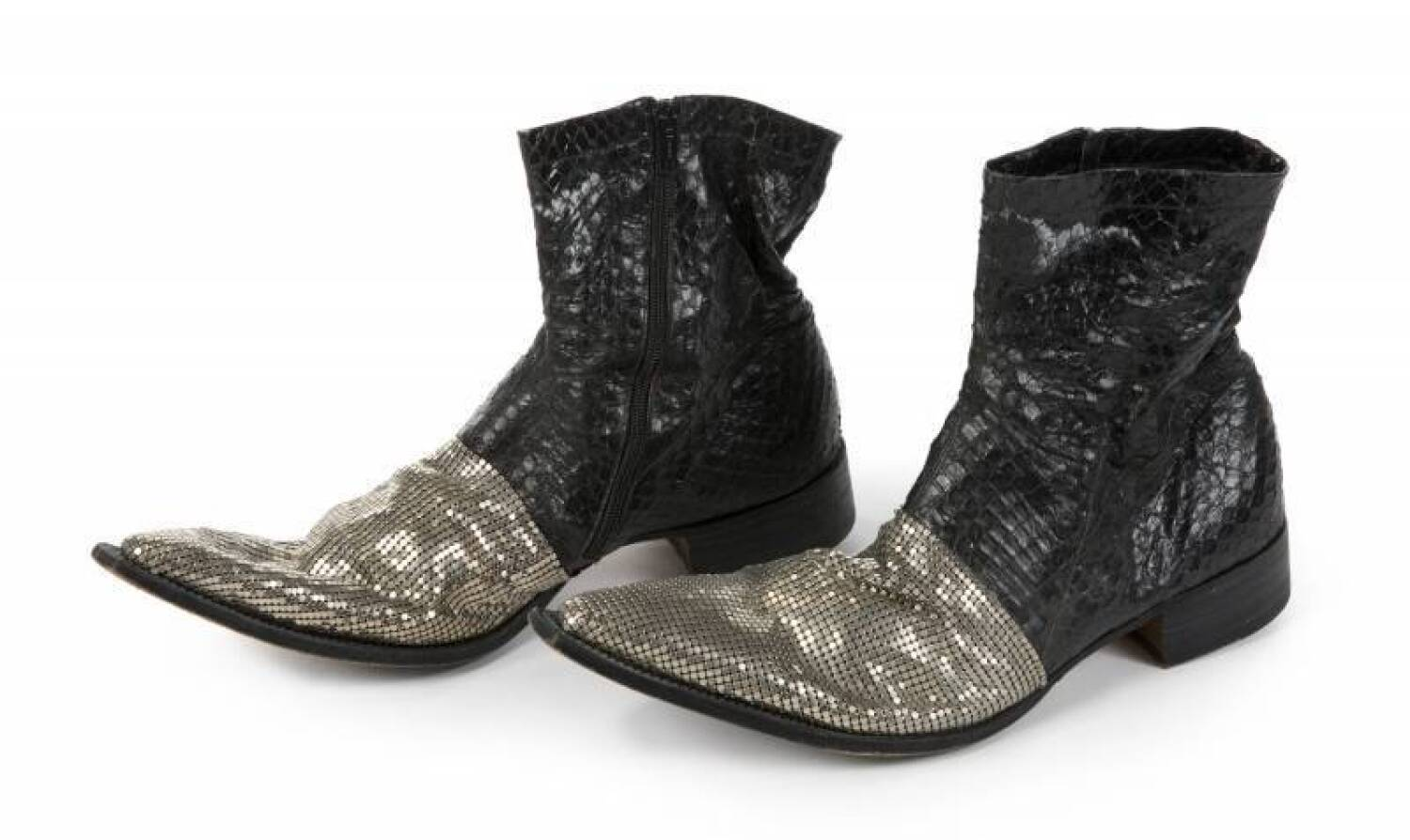 GENE SIMMONS GIANNI BARBATO BOOTS Current price: $1750