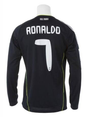 wholesale dealer a678b 74c41 CRISTIANO RONALDO 2010-11 REAL MADRID GAME WORN JERSEY ...