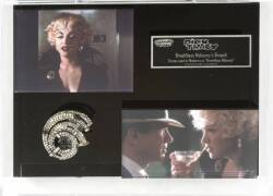 MADONNA DICK TRACY WORN BROOCH