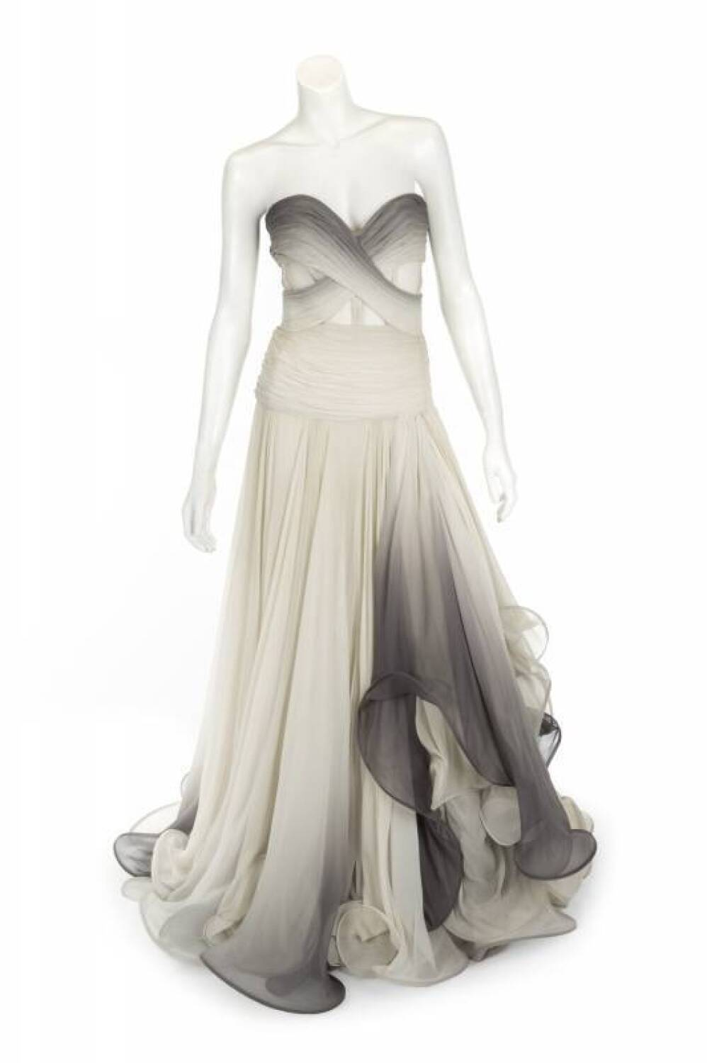 Carrie Underwood Blown Away Cover Gown