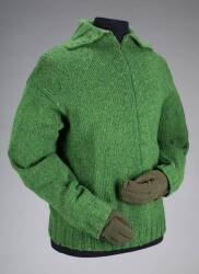 HOW THE GRINCH STOLE CHRISTMAS WHO SWEATER AND GLOVES