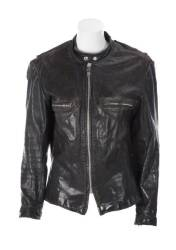 ANGELINA JOLIE FOXFIRE LEATHER JACKET