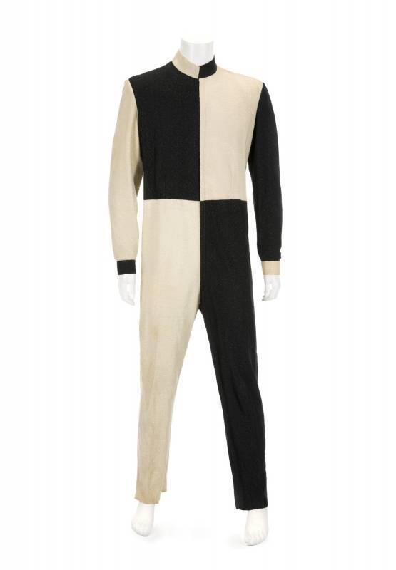 Lost In Space Guy Williams Costume Worn As Anti Matter Man