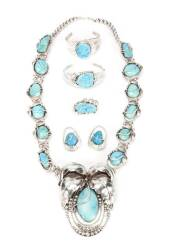 LONI ANDERSON TURQUOISE JEWELRY