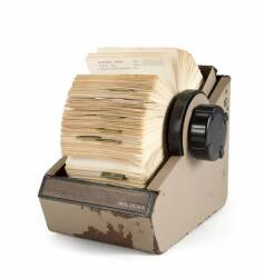 BURT REYNOLDS ROLODEX