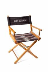 BURT REYNOLDS PERSONALIZED DIRECTOR'S CHAIR
