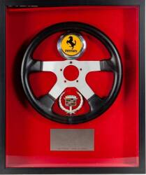BURT REYNOLDS THE LAST PRODUCER STEERING WHEEL