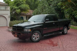 BURT REYNOLDS 1997 DODGE PICKUP TRUCK