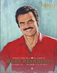 BURT REYNOLDS EXHIBITION SCRIM B