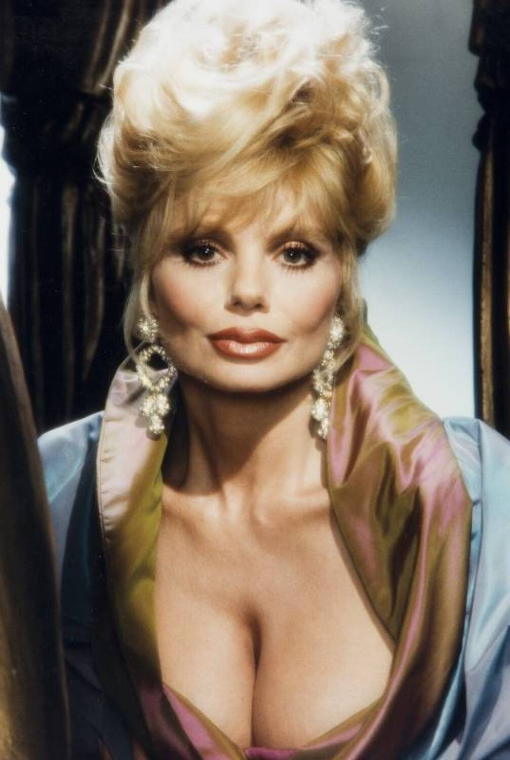 Loni Anderson Sorry Wrong Number Peignoir Set Current