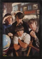 DAVY JONES VINTAGE MONKEES POSTERS