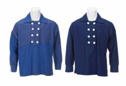 THE MONKEES BLUE BIB SHIRTS