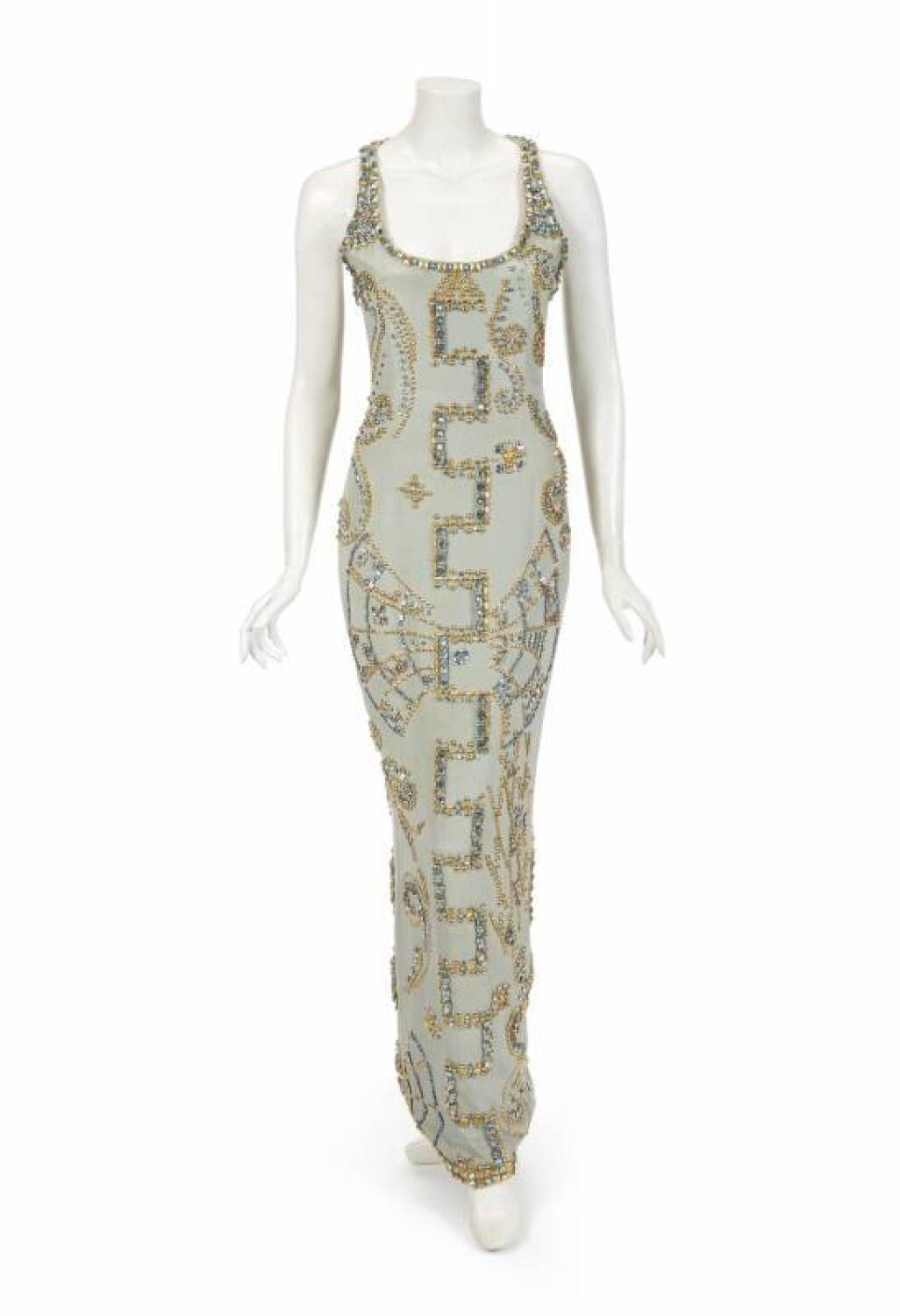 14136b9d8d3 HRH PRINCESS DIANA VERSACE PORTRAIT GOWN AND MAGAZINE Please Wait... Click  image to enlarge