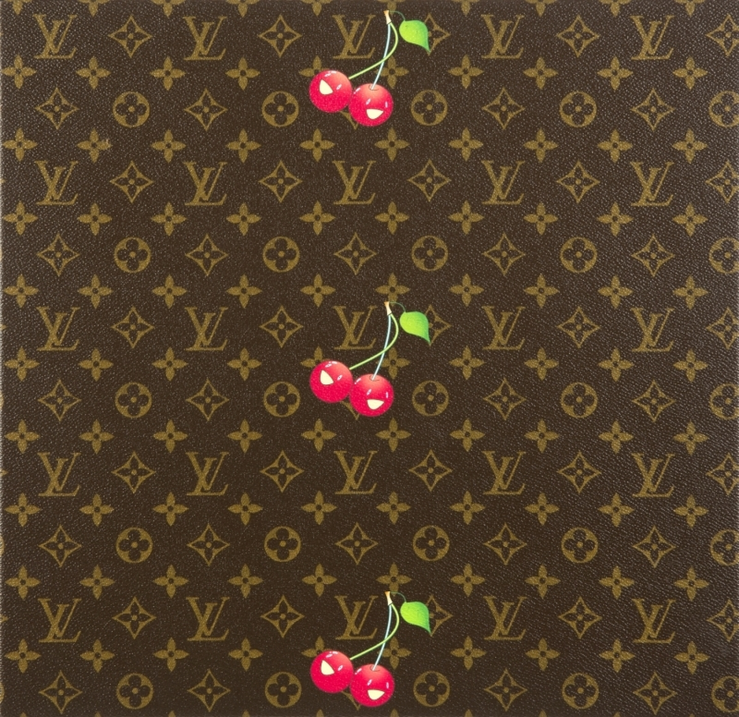 Takashi Murakami Monogram Cherry Price Estimate 5000