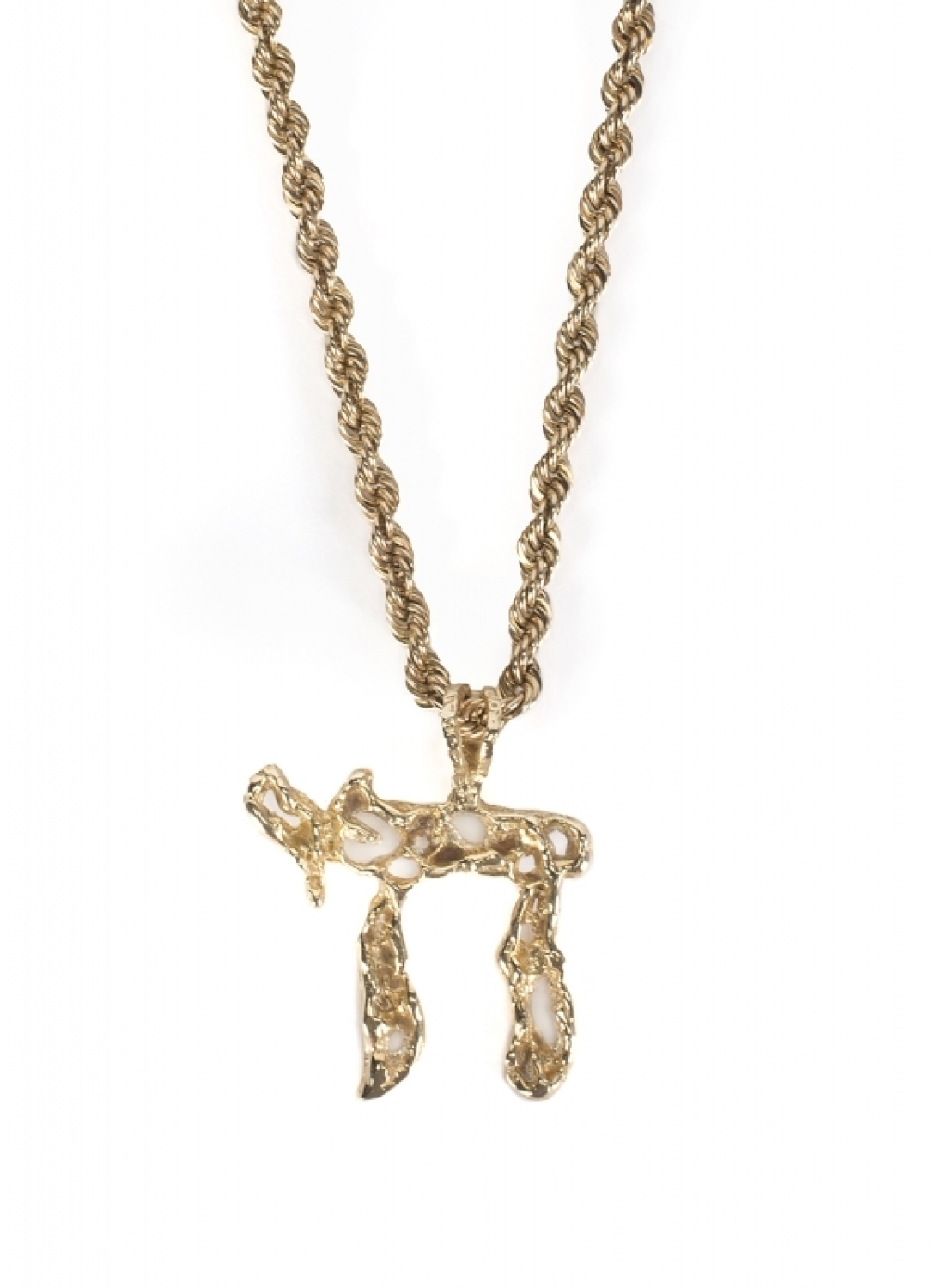 elvis presley gold chai necklace current price 15000