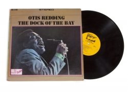 JIMI HENDRIX OWNED OTIS REDDING ALBUM