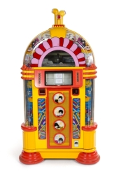 BEATLES YELLOW SUBMARINE JUKEBOX