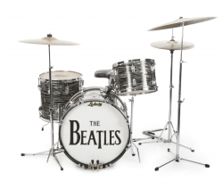 ** RINGO STARR #1 LUDWIG DRUM KIT