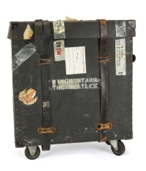 RINGO STARR BEATLES ROAD CASE