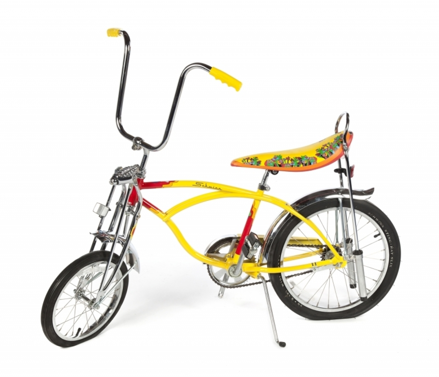 Schwinn Stingray Parts Catalog : Yellow submarine schwinn bicycle current price