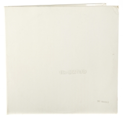 **RINGO STARR'S UK 1st MONO PRESSING WHITE ALBUM NO.0000001