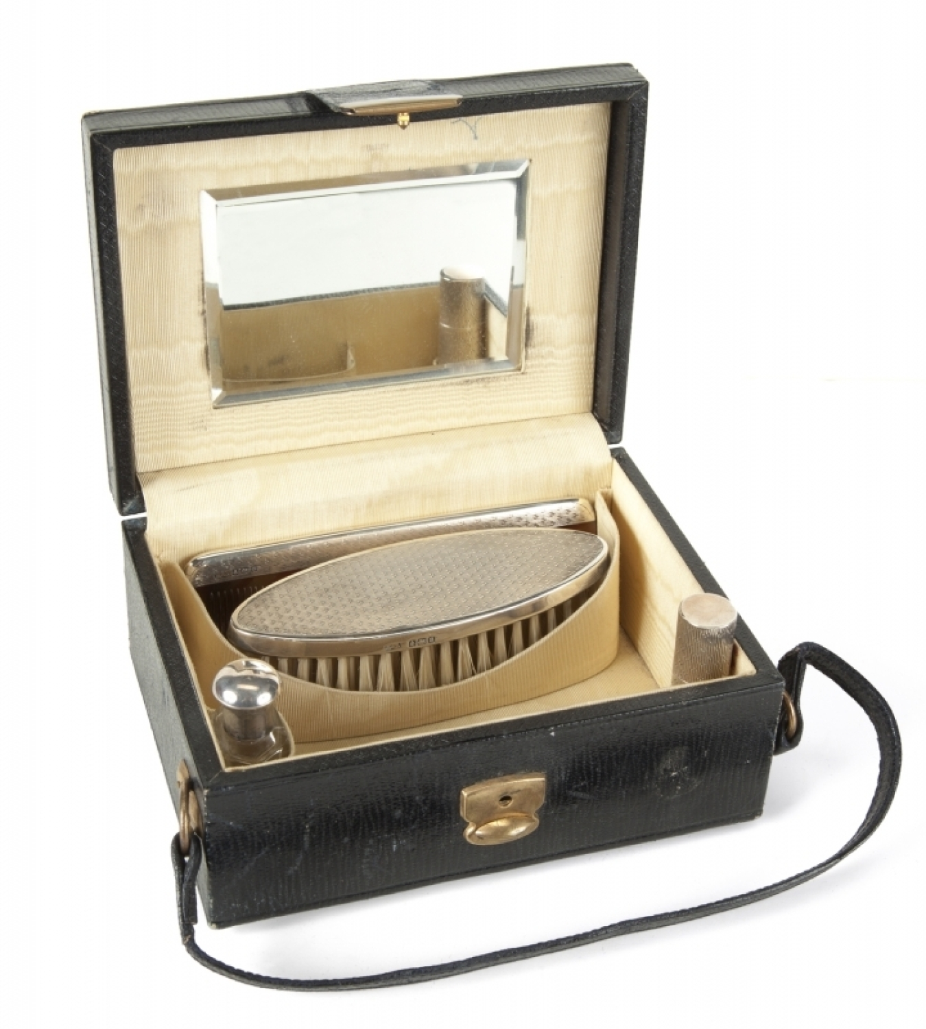 Joan Collins Vintage Traveling Vanity Case Current Price 600
