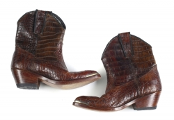 SAMMY DAVIS JR. OWNED AND WORN COWBOY BOOTS