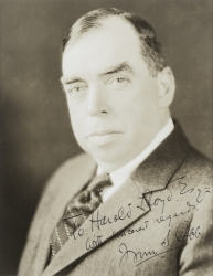 IRVIN S. COBB PHOTOGRAPH SIGNED TO HAROLD LLOYD