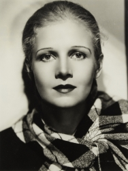 ANN HARDING PHOTOGRAPH SIGNED TO HAROLD LLOYD