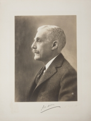 ANDREW MELLON PHOTOGRAPH SIGNED
