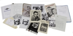 HENRY FONDA DOCUMENTS AND PHOTOGRAPHS