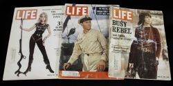 HENRY AND JANE FONDA LIFE MAGAZINES