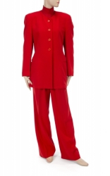 JANE FONDA ITALIAN DESIGNER SUITS